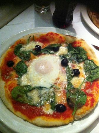 Croma: Florentina Pizza.