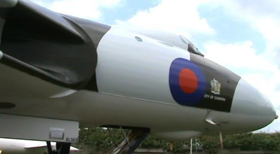Vulcan B2 XL360 City of Coventry