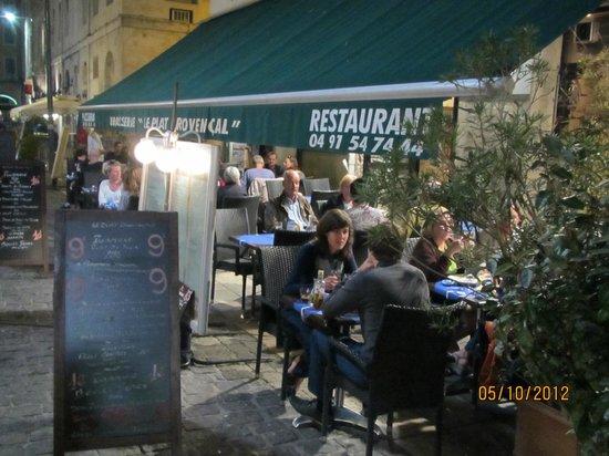 Le Plat Provencal: La Plat Provenceal