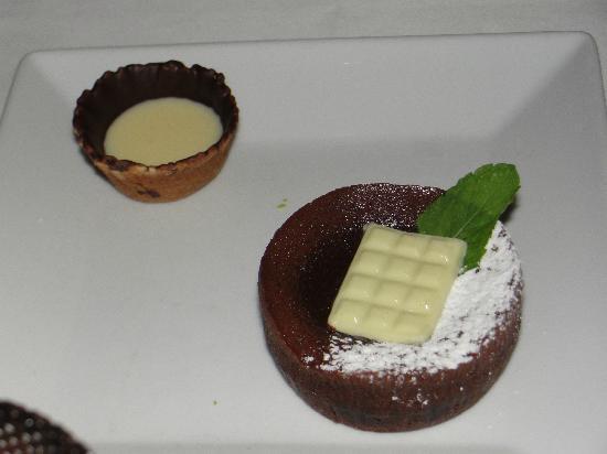Bateau Hermes: Dessert