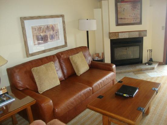 Hyatt Carmel Highlands: Living room