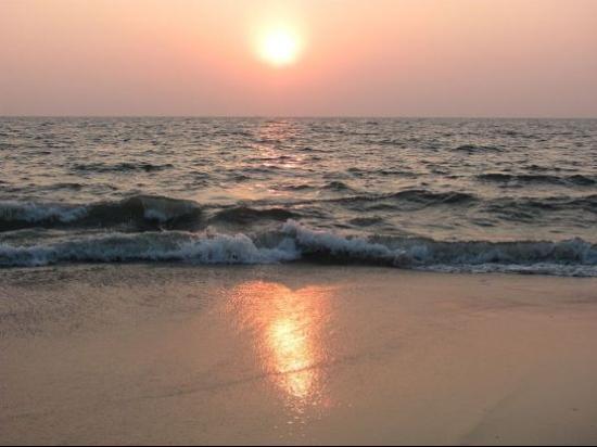 Seaside Residency : Alleppey beach