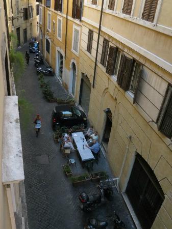 Palazzo Olivia: view