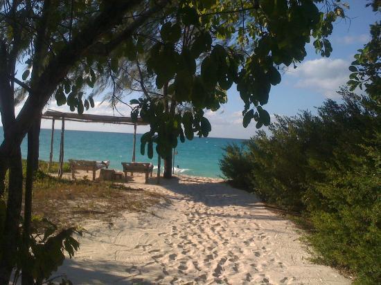 Vamizi Island: Ausblick auf Villa mit dem privaten Strand