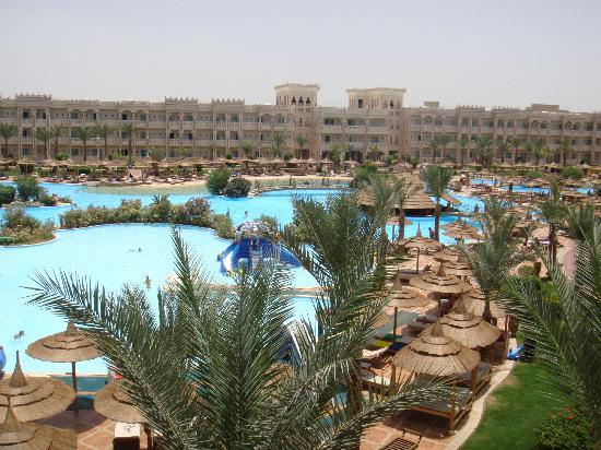 Albatros Palace Resort: piscines de l'albatros palace