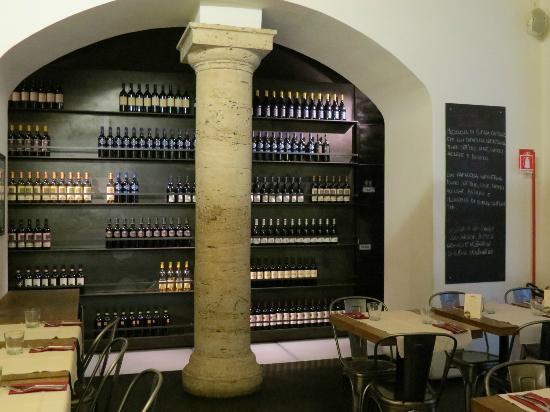 Palazzo Olivia: obika chesse bar