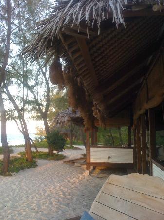 Vamizi Island: Bar