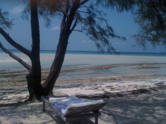Vamizi Island: Privater Badestrand