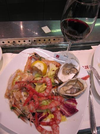 Palazzo Olivia: amazing seafood
