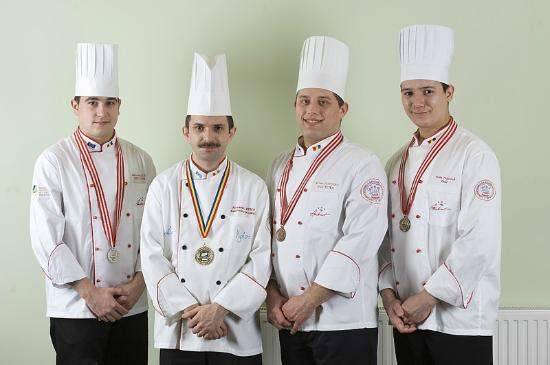 Hotel Ambient: Our chefs