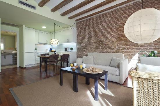 apartment inside. Inside Barcelona Apartments Esparteria  UPDATED 2018 Apartment