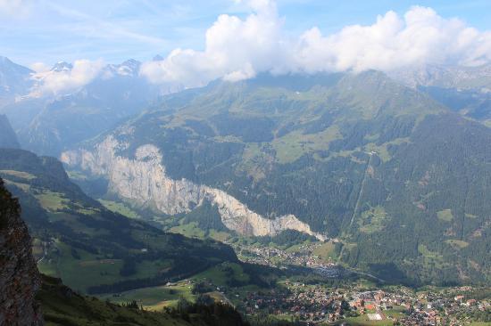 Grindelwald, Swiss: Mannlichen