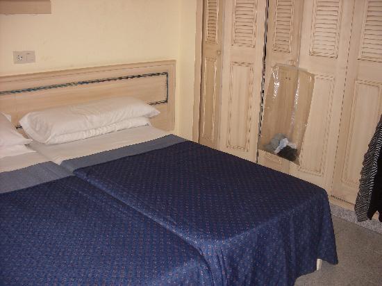 Apartamentos Inn: comfy beds