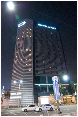 Benikea Hotel Acacia: 外觀