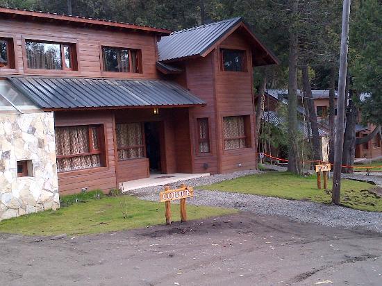 Bosque del Nahuel : La Cabaña