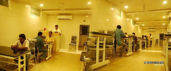 Aaanandam Restaurant