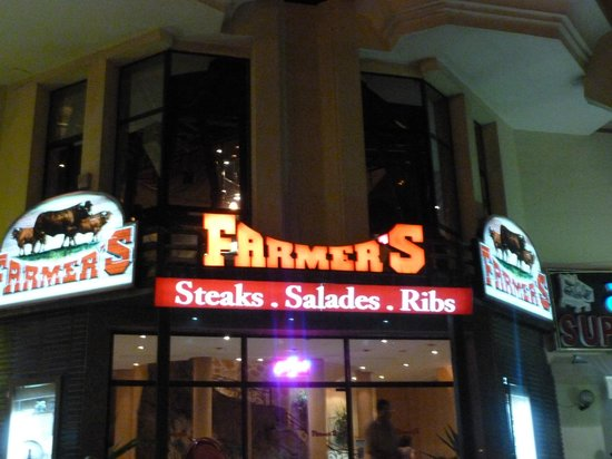 Farmers Steakhouse : Farmer's
