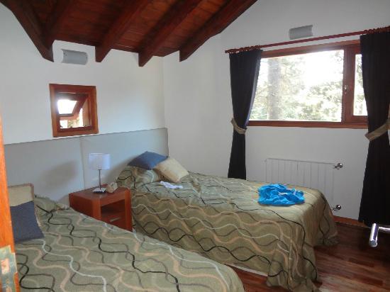 Bosque del Nahuel: Cabaña