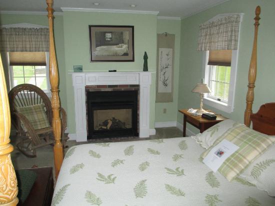 Peacock House Bed & Breakfast: Peacock Suite