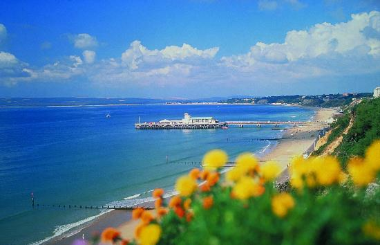 Meadowbank Holidays: The closest caravan holiday homes to Bournemouth beach
