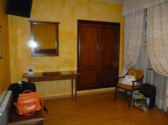 Los Tilos: chambre 104