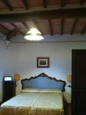 Agriturismo Il Poggiarello: bedroom