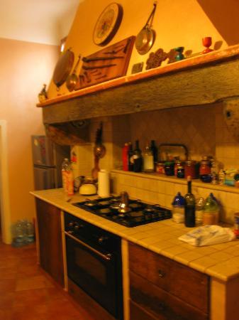 De' Benci Bed and Breakfast in Firenze : Their little kitchen....