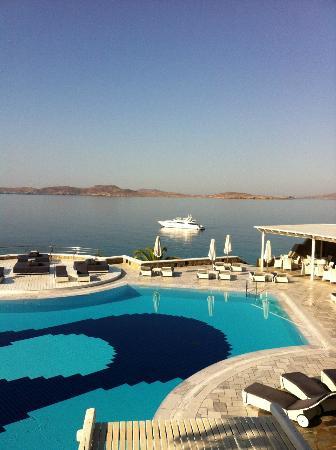 Mykonos Grand Hotel & Resort: superbe hotel ( que du bonheur)