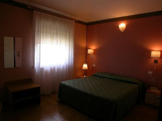 Hotel il Roscio: camera doppia