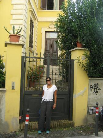 Villa Paganini B&B: Entrada