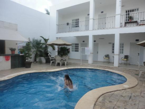 Hotel Maria Jose: Excelentes instalaciones