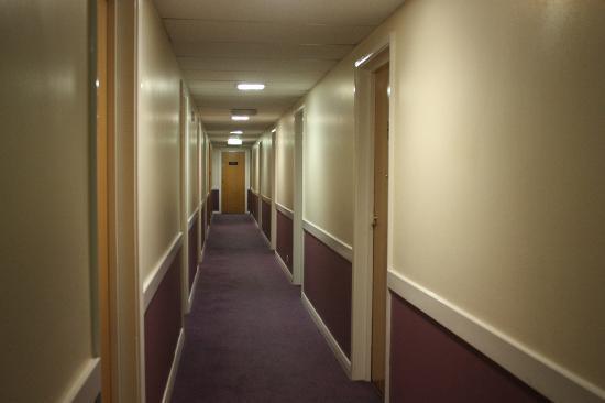 Premier Inn Hayle: Hallway