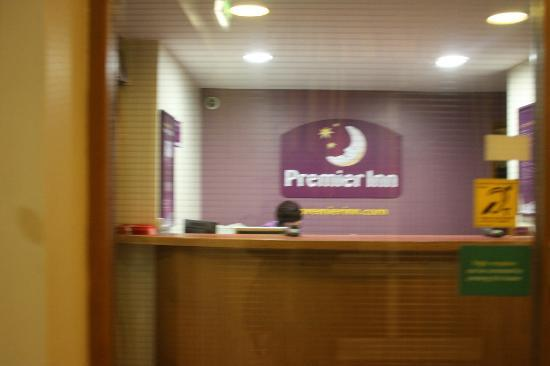Premier Inn Hayle: Lobby
