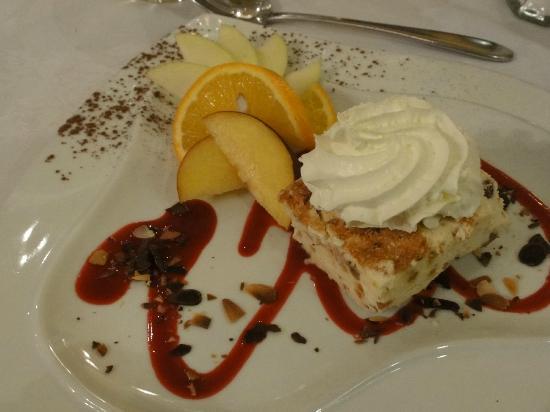 Au Vieux Fourneau: Dessert