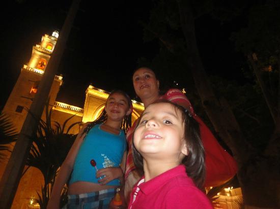 Hotel Maria Jose: Mérida d noche