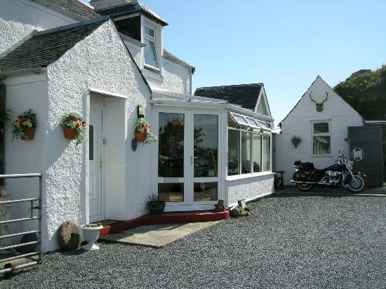 Tigh Na Suil B&B: Tigh Na Suil guesthouse entrance