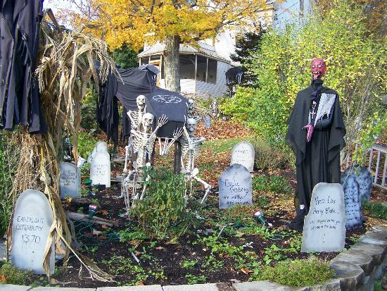 Winterport, ME: Halloween octobre 2012