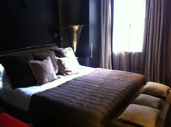 Baglioni Hotel London: Junior Suite Courtyard