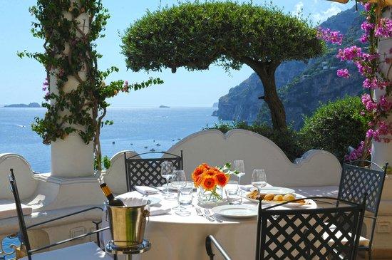 Terrazza ristorante - Picture of Terrazza Cele, Positano - TripAdvisor