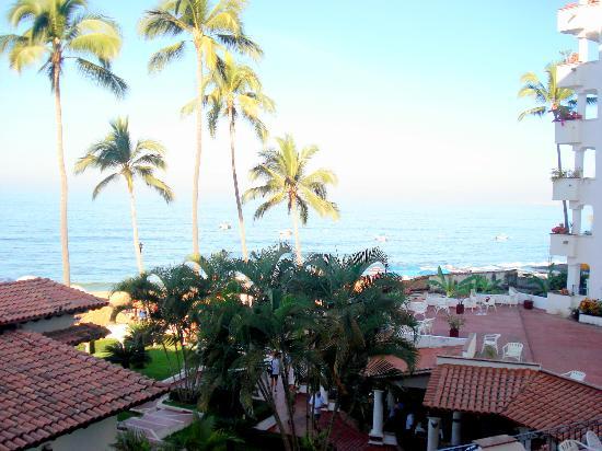 Tropicana Hotel: vista