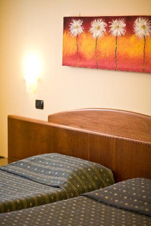 Hotel Lo Scacciapensieri: Twin Room