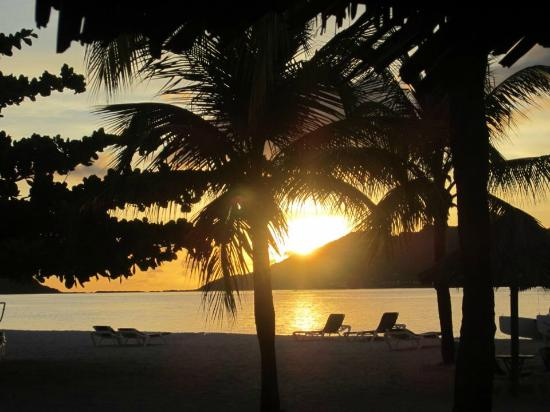 Palm Island Resort & Spa - All Inclusive: Beautiful sunsest
