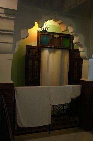 Riad Andalla: Room