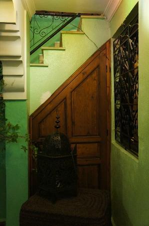 Riad Andalla: Corridor