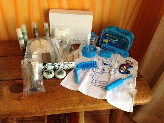 PortAventura Hotel PortAventura : additional toiletry pack and kids pack
