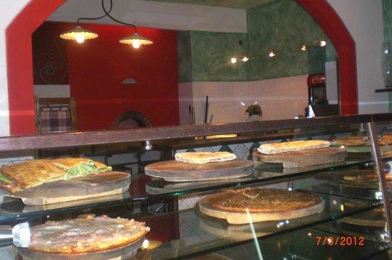 Pizzeria Dal Ciaccia : Pizza e cecina ottima!!!