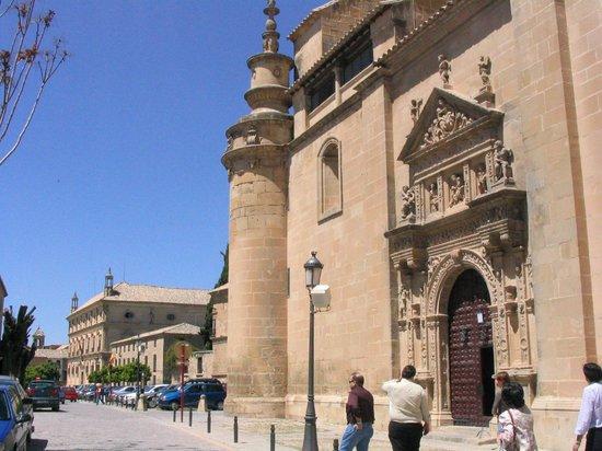 Plaza Vazquez de Molina