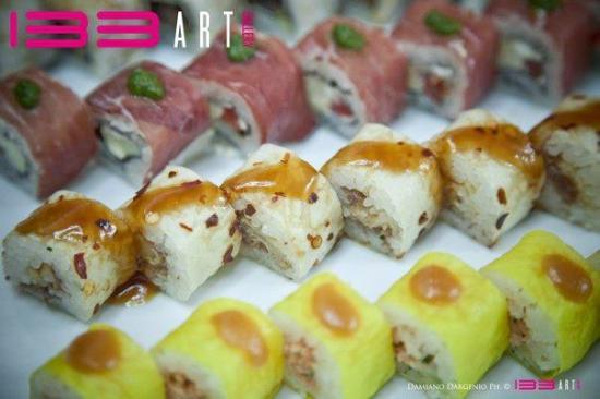 133 Sushi Club : style life