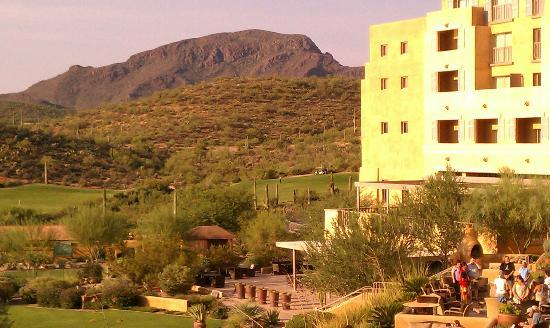 JW Marriott Tucson Starr Pass Resort & Spa: Hotel Grounds
