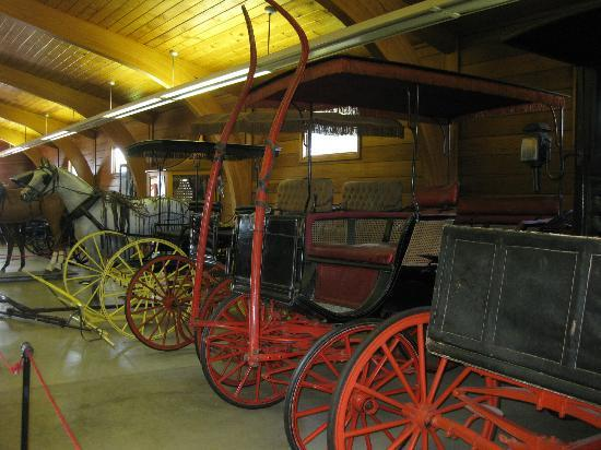 Blackberry Farm: Vintage Car Museum